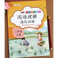 二年级阅读理解训练 语文 人教版 二年级上册课内外阅读强化训练