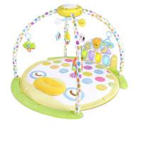 脚踏钢琴婴儿健身架器新生儿宝宝游戏毯玩具0-1岁3-6-12个月