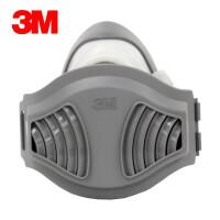 3M防尘口罩KN90防工业打磨装修粉尘面具雾霾煤矿灰尘防护面罩透气