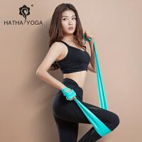 【限时特惠】哈他弹力带瑜伽拉力带阻力带男士健身力量皮筋女士拉伸带 1.5米 18磅 2米36磅