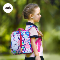 儿童女孩公主双肩背包小宝宝兔子书包幼儿园书包1-3岁