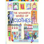 【预订】The Wonderful World of Clothes