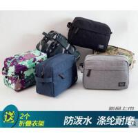 手提包商务旅行小号化妆包出差洗漱包男女便携式大容量收纳袋防水多功能