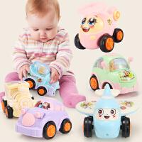 儿童汽车玩具车男宝宝女小汽车耐摔模型男孩0-1-2-3-4岁