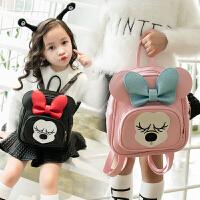 韩版儿童包包幼儿园宝宝可爱小书包卡通背包小孩双肩背包男女童