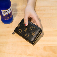 新款风琴卡包女式证件位卡袋卡片包卡套大容量零钱包一体包潮
