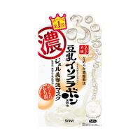 【网易考拉】SANA 莎娜 豆乳保湿�ㄠ�精华面膜 5片装