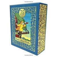 【英文原版】Little Golden Books: 1942-2017: A Set of 12 Best-Loved Books 金色童书的75年: 1942-2017:*的12本 套装