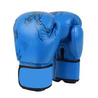 拳击手套成人儿童手套散打拳套男女训练沙袋泰拳半指格斗搏击拳套