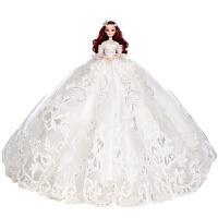 公主娃娃蕾丝钻石大裙摆闺蜜女孩生日礼物