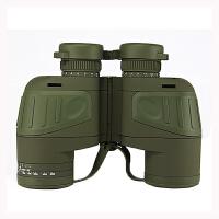 双筒望远镜船用10x50罗盘防水高倍高清坐标测距军微光夜视 演唱会