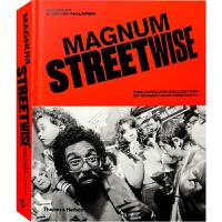 【英文版】Magnum Streetwise玛格南精选经典街头摄影作品 此时此地 摄影书籍