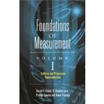 Foundations of Measurement Volume I (【按需印刷】)