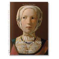 TASCHEN原版英文100 Masterpieces100个大师作品细节绘画作品集 原版油画绘画图书籍