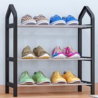 蜗家简易鞋架 多层家用收纳鞋柜简约现代经济型组装防尘鞋架子