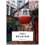 Hidden Belgium 比利时不为人知的一面 旅行攻略指南进口原版图书