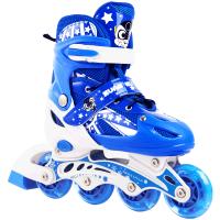 3-10岁男女溜冰鞋儿童全套装旱冰鞋滑冰鞋轮滑鞋