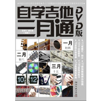 自学吉他三月通(DVD版)