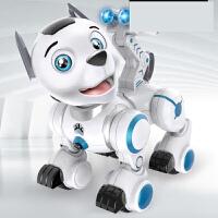 遥控电动小狗汪汪智能犬走路会唱歌电子机器狗队仿真的玩具狗k0h
