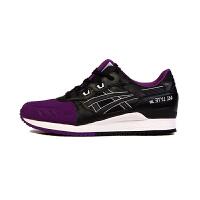 【网易考拉】asics 亚瑟士GEL-LYTE III 男士复古跑鞋 紫色/黑色