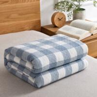 水洗纱布毛巾被纯棉三层全棉毛巾毯夏季单人双人夏凉毯空调被床单