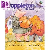 【中商原版】Poppleton 4 Poppleton in Fall 学乐橡树种子系列 小猪波普尔顿4