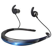 【当当自营】JBL UA Flex联名系列可调节颈挂式无线蓝牙运动耳机 磁吸跑步安全呼吸灯 入耳式手机音乐耳机耳麦