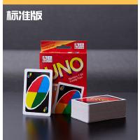 桌游UNO牌�F盒���Z�踔Z牌 UNO�牌卡牌休�e聚��桌面游��flip�牌.