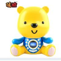 优智故事机 宝贝家小熊优比 优彼亲子熊 儿童玩具 故事机 早教机
