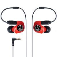 Audio Technica/铁三角 ATH-IM70双动圈单元 入耳式监听耳机