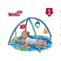 英纷-玩具健身架器0-1岁婴儿幼儿宝宝-多功能睡觉爬行垫0830