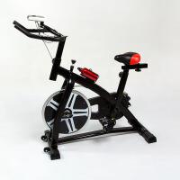 20180317072901937健身车家用动感单车超静音室内健身器材脚踏车运动自行车无极变速 黑红