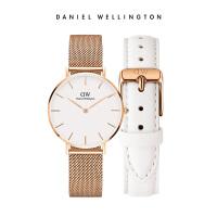 Danielwellington丹尼尔惠灵顿正品DW手表女DW表带套装