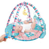 新生儿婴儿宝宝用品儿童音乐脚踏钢琴健身架玩具益智0-1岁3-6个月