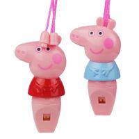 叮当猫KT救生哨可爱儿童卡通口哨佩奇猪超萌儿童玩具哨子送挂绳
