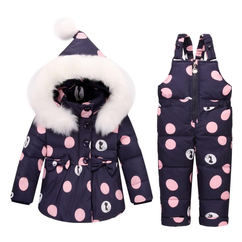 新款儿童羽绒服套装男女宝宝中小童1-3岁婴幼冬装外套厚反季 发货周期:一般在付款后2-90天左右发货,具体发货时间请以与客服协商的时间为准