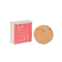 茶皂礼盒 茶树精油乌龙茶茶花中性皂手工皂洗手 热销