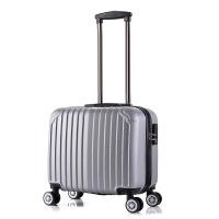 拉杆箱18寸小型迷你行李箱女16寸登机箱密码皮箱子旅行箱万向轮男 16寸