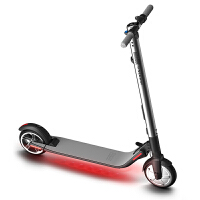 Ninebot九号电动滑板车ES2运动版成人代步两轮折叠便携锂电自行车