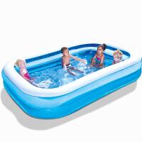 儿童充气游泳池宝宝戏水池家庭泳池浴池