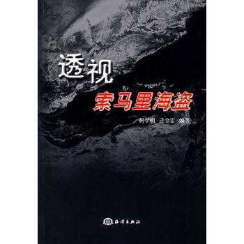 二手9成新 透视索马里海盗 何学明,逄金雷著 9787502775247 海洋出版社 正版书籍 里面全新