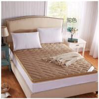 家纺2017秋冬款床垫垫被铺床褥1.8m床加厚冬保暖一米床垫一米二床垫床上用品