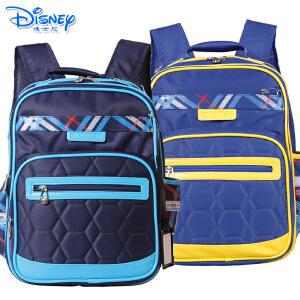 迪士尼米奇白雪公主1-3年级小学生双肩护脊减负卡通书包TGMB0140