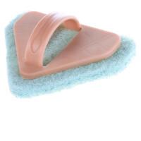 魔力擦去污神奇海绵厨房刷锅底洗碗海绵擦带手柄瓷砖浴缸清洁刷子