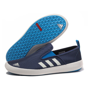 adidas阿迪达斯男鞋户外鞋溯溪鞋2018运动鞋AQ5201