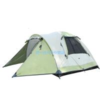 帐篷户外3-4人野营自驾游家庭露营双人防风防雨双层帐篷