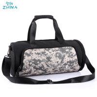 手提旅行包行李包运动健身训练包男短途旅行出差手提袋大容量 中