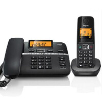 集怡嘉原SIEMENS西门子 C330A套装电话机子母机固定无线电话机时尚家用