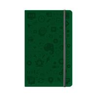 印象笔记 2020年日程本效率手册笔记本子简约大学生b5手账计划本