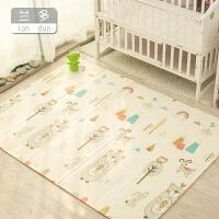 爬行垫可折叠婴儿童拼接爬爬地垫家用泡沫客厅游戏毯